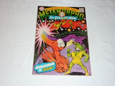 Metamorpho #15 - DC 1967 - GD/VG