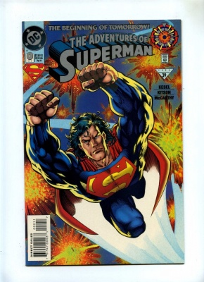 Adventures of Superman 0 - DC 1994 - VFN+