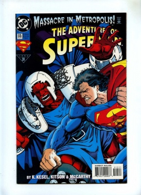 Adventures of Superman 515 - DC 1994 - VFN