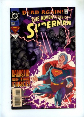 Adventures of Superman 518 - DC 1994 - VFN+