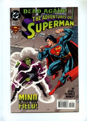Adventures of Superman 519 - DC 1995 - VFN+