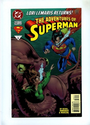 Adventures of Superman 532 - DC 1996 - VFN/NM