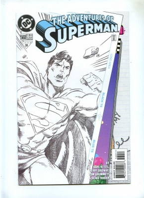 Adventures of Superman 560 - DC 1998 - VFN+