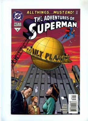 Adventures of Superman 562 - DC 1998 - NM-