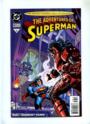 Adventures of Superman 563 - DC 1998 - VFN/NM