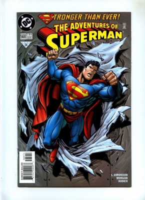 Adventures of Superman 568 - DC 1999 - VFN/NM