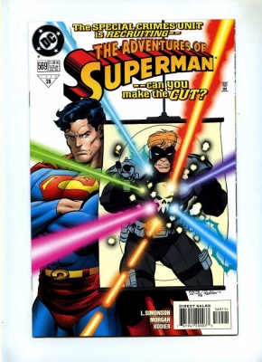 Adventures of Superman 569 - DC 1999 - VFN/NM