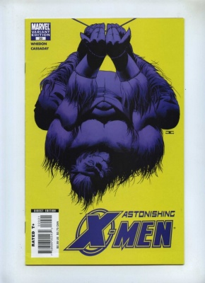 Astonishing X-Men 20 - Marvel 2007 - VFN/NM - Variant Cover