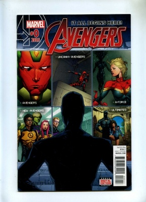 Avengers 0 - Marvel 2015 - VFN/NM