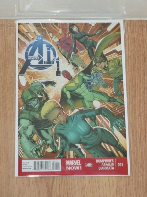 Avengers AI 1 - Marvel 2013 - VFN/NM