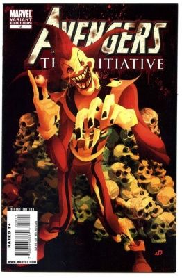 Avengers The Initiative 2 - Marvel 2007 - VFN+