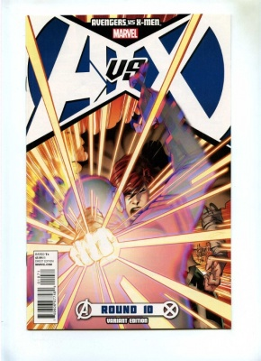 Avengers vs X-Men #10F - Marvel 2012 - Variant Cvr Adam Kubert