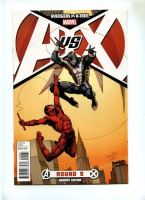 Avengers vs X-Men #9E - Marvel 2012 - Variant Cover