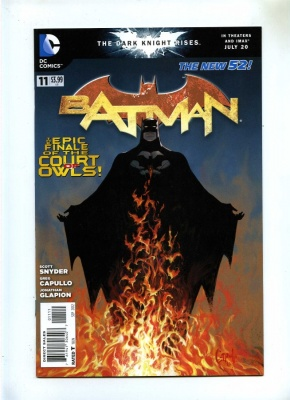 Batman 11 - DC 2012 - VFN/NM - New 52 - 1st Print
