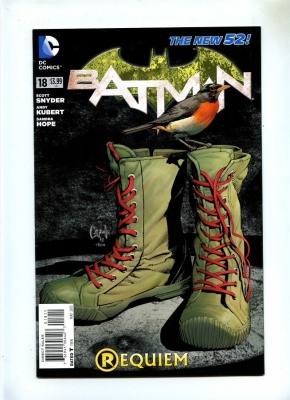 Batman 18 - DC 2013 - VFN - New 52 - 1st Print
