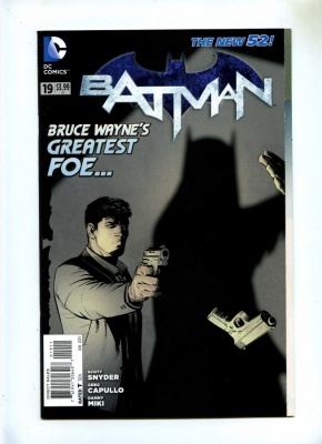 Batman 19 - DC 2013 - VFN+ - New 52 - 1st Print