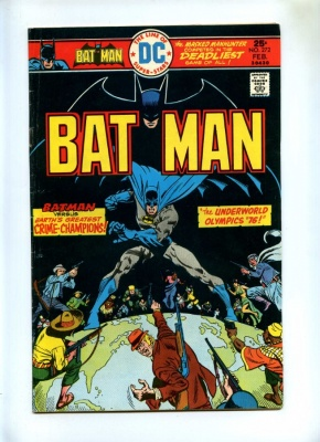 Batman #272 - DC 1976