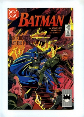 Batman #432 - DC 1989 - VFN+