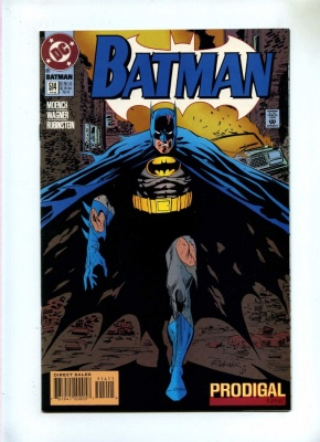 Batman 514 - DC 1994 - VFN/NM - Prodigal Part 9