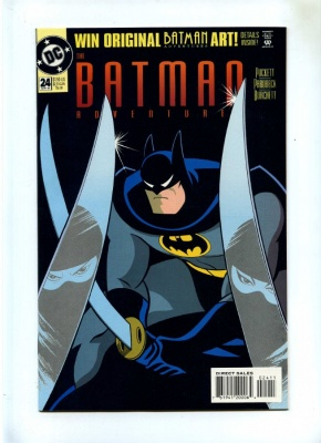 Batman Adventures #24 - DC 1994 - VFN