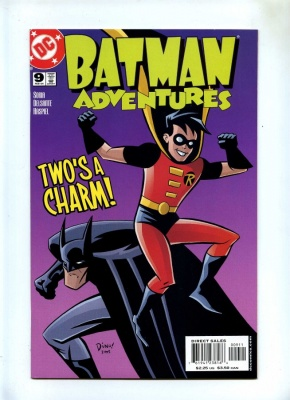 Batman Adventures 2nd Series #9 - DC 2004 - VFN+