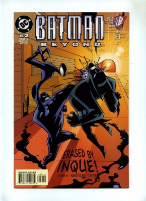 Batman Beyond #2 - DC 1999 - VFN/NM