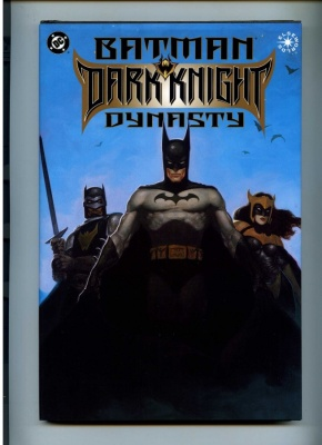 Batman Dark Knight Dynasty #1 - DC 1997 - NM - Hardback + DJ - Graphic Novel