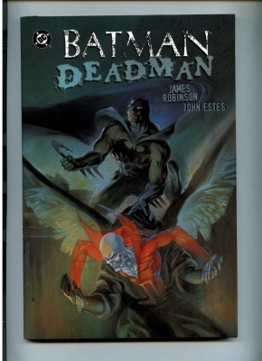 Batman Deadman Death and Glory #1 - DC 1996 - NM - Hardback + DJ - Graphic Novel