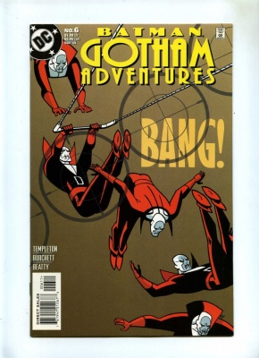 Batman Gotham Adventures #6 - DC 1998 - VFN