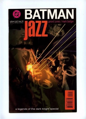 Batman Legends of the Dark Knight - Jazz 2 - DC 1995 - VFN