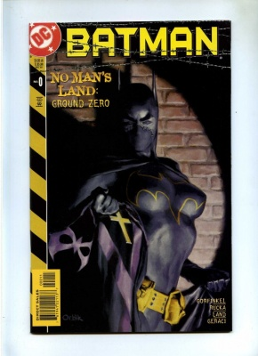 Batman No Man's Land #0 - DC 1999 - VFN