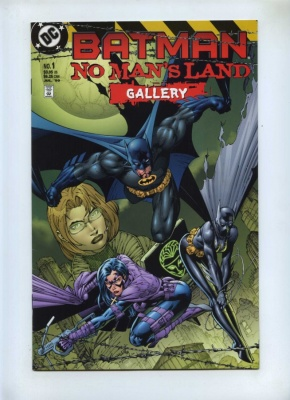 Batman No Man's Land Gallery 1 - DC 1999 - VFN