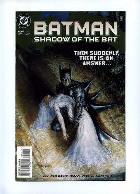 Batman Shadow of the Bat 64 - DC 1997 - FN/VFN