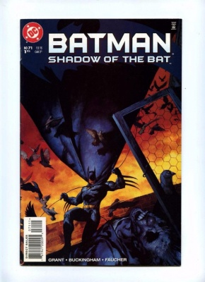 Batman Shadow of the Bat 71 - DC 1998 - VFN-