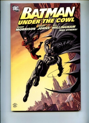 Batman Under the Cowl 1 - DC 2010 - VFN
