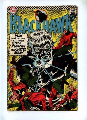 Black Hawk 227 - DC 1966 - GD/VG