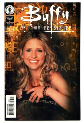 Buffy The Vampire Slayer 37 - Dark Horse 2001 - NM- - Photo cover