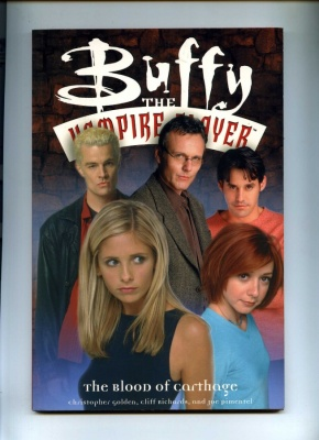 Buffy the Vampire Slayer The Blood of Carthage #1 - Titan Books 2001 - VFN - Graphic Novel
