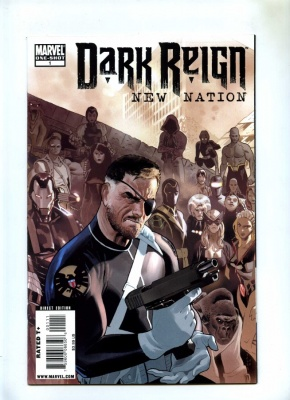 Dark Reign New Nation #1 - Marvel 2009 - VFN - One Shot