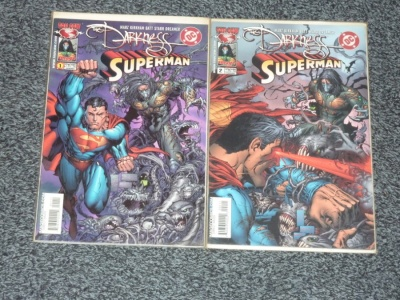 Darkness Superman #1 to #2 - Image 2005 - Complete Set