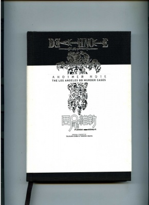 Death Note - Another Note Los Angeles BB Murder Cases - Manga - Hardback