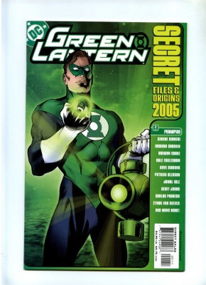 Green Lantern Secret Files and Origins #1 - DC 2005 - One Shot