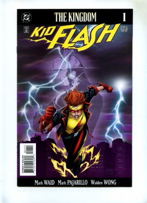Kingdom Kid Flash #1 - DC 1999 - VFN - One Shot
