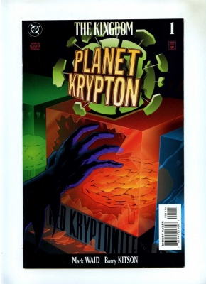 Kingdom Planet Krypton #1 - DC 1999 - VFN - One Shot