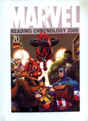 Marvel Reading Chronology 2009 1 - Marvel 2009 - VFN+