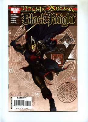 Mystic Arcana #1 - Marvel 2007 - Black Knight