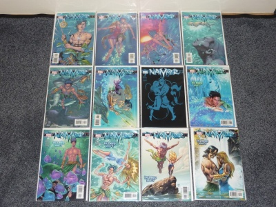 Namor #1 to #12 - Marvel 2003 - FN/VFN to NM- - Complete Set