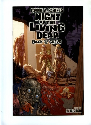 Night of the Living Dead Back From the Grave #1 Avatar 2006 - Adults - Gore Cvr
