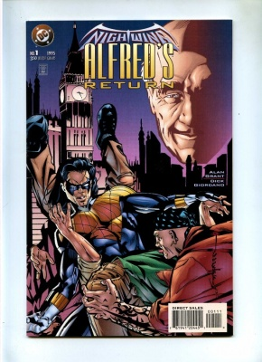 Nightwing Alfred's Return #1 - DC 1995 - VFN/NM - One-Shot