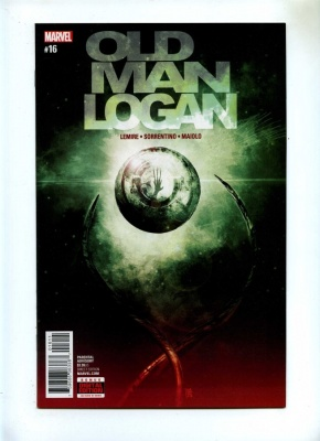 Old Man Logan 16 - Marvel 2017 - NM - 1st Print - Wolverine